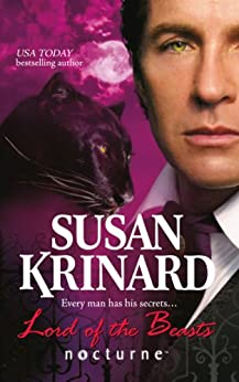 Lord of the Beasts (Mills & Boon Nocturne) by [Krinard, Susan]
