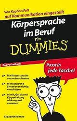 Korpersprache Im Beruf Fur Dummies Das Pocketbuch (Für Dummies) (Für Dummies)