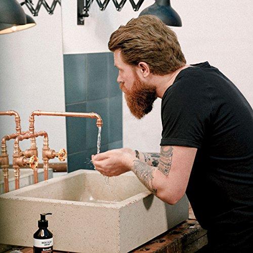 Bartshampoo Reinigung und Pflege für den Bart Abbildung 2