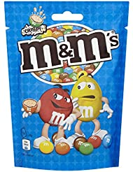 M&M's Crispy Chocolate Pouch, 121 g