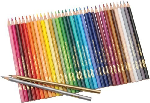 s 36/Pkg- by Prang (Prang Colored Pencils)