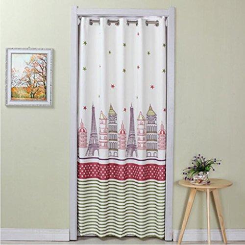 Rideau de porte Liuyu · Maison de Vie en Tissu Chambre à Coucher Salle de Bain Salle de Montage Cuisine décoration Baie vitrée Garder au Chaud Salon (Taille : 200 * 70cm)