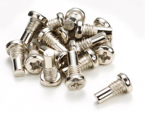 Reverse Escape Pedal Pin Set Stahl silber