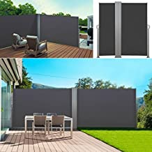 brise vue retractable. Black Bedroom Furniture Sets. Home Design Ideas