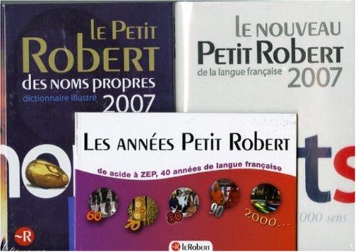 Coffret Noël PR1/PR2 Millésime 2007 par Collectif