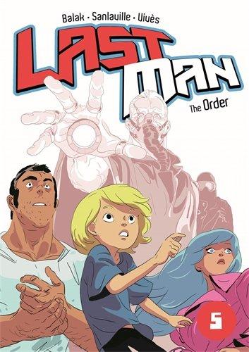 Order, The (Last Man) par Bastien Vivès