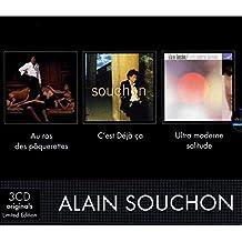 Au ras des pâquerettes / C'est déjà ça / Ultra moderne solitude (Coffret 3 CD)