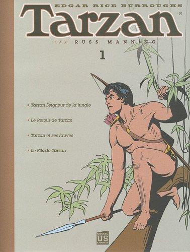 TARZAN ARCHIVES VOLUME 1