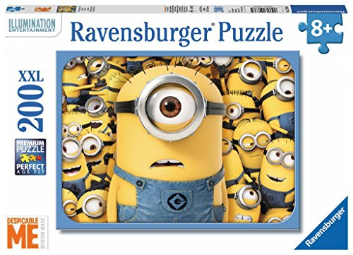 Ravensburger-Puzzle-12836-Die-Minions-sind-los