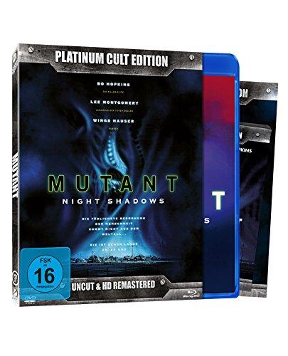 Mutant - Night Shadows - Platinum Cult Edition (Uncut + HD Remastered) (+ DVD) [Blu-ray]
