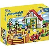 Playmobil - A1502796 - Jeu De Construction - Coffret Maison Forestier