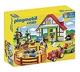 PLAYMOBIL 5058 - 1.2.3 Forsthaus