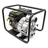 LIFAN Benzin Schmutzwasserpumpe 66m³/h 30m 4.8kW 6,5PS 89mm 3,5
