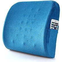 Memory foam supporto lombare cuscino ispessimento della cuscino design ergonomico