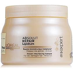 L'Oréal Professionnel Serie Expert Absolut Repair Lipidium Maske, 1er Pack (1 x 0.5 l)