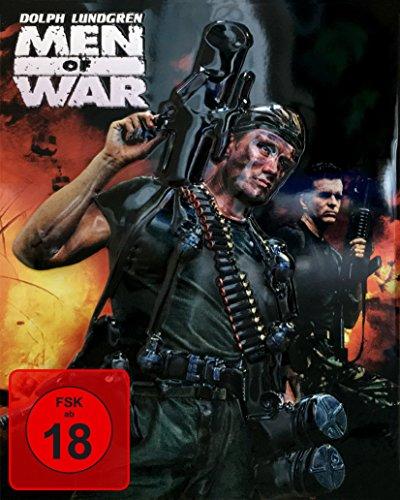 Men of War - 3D-Future-Pack (Steelbox - 1 Blu-Rays + 2 DVDs) - limitierte Auflage!! [Limited Edition]