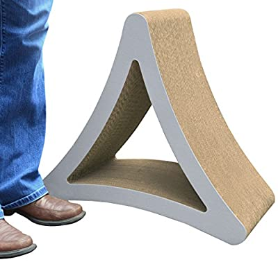 PetFusion 3-Sided Vertical Cat Scratcher and Post from PetFusion