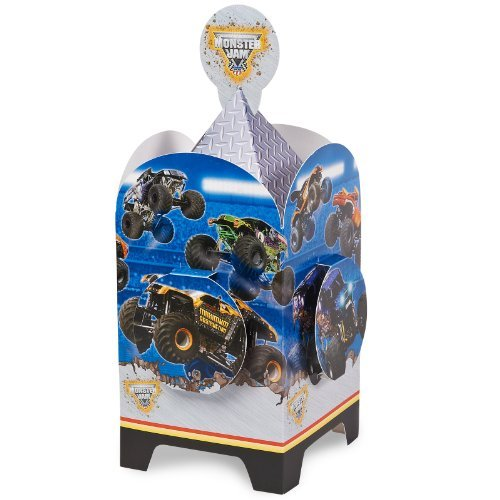 Monster Jam Party Supplies - Centerpiece by BirthdayExpress (Supplies Monster Jam Party)