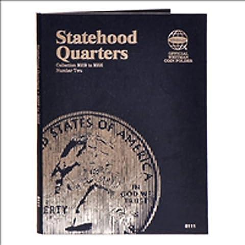 Whitman Coins Statehood Quarter Folder, Volume 2, 2002-2005 by Whitman Coins - Volume Folder