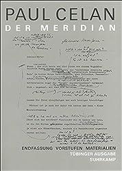 Werke. Tübinger Ausgabe: Der Meridian. Endfassung - Entwürfe - Materialien