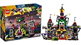 The LEGO Batman Movie 70922 The Joker Manor Juguete