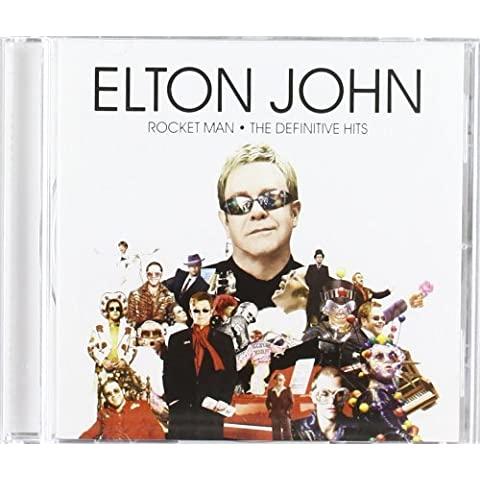 Rocket Man -Definitive.. by Elton John (2010-01-12)