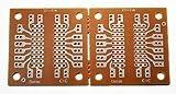 IC experiementers Board 13/10,2cm X 13/10,2cm X 3/81,3cm