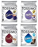 Tassimo - paquete de la variedad de chocolate caliente