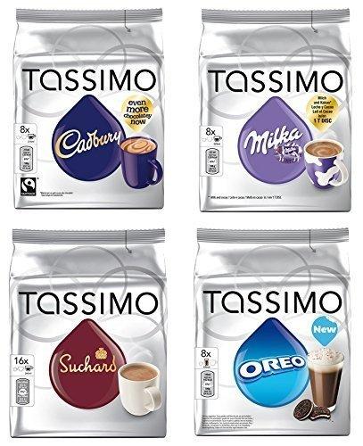 Foto de Tassimo - paquete de la variedad de chocolate caliente