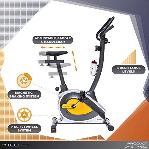 Zoom IMG-1 techfit b400 bicicletta di fitness