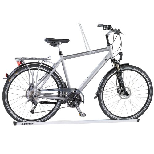 Kettler Fahrradzubehör Wandhalter, Silber, 08959-000