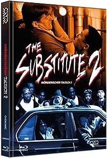 Möderischer Tausch 2 - Substitute 2: School's Out [Blu-Ray+DVD] - uncut - auf 222 limitiertes Mediabook Cover C