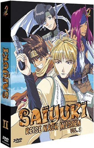 Vol. 2, Staffel 1 (Episoden 14 - 26) (3 DVDs)