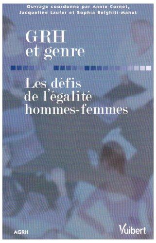GRH et genre : Les défis de l'égalité hommes-femmes