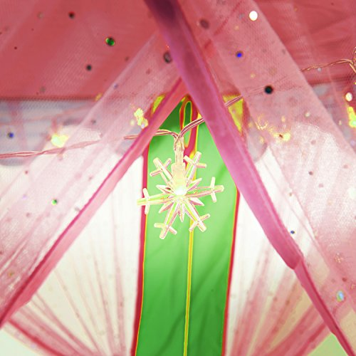 Zoom IMG-3 tenda del castello della principessa