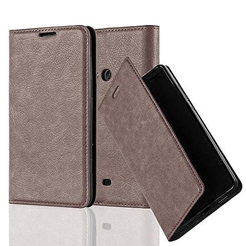 Housse Protection Nokia Rouge - Cadorabo - Etui Housse pour Nokia Lumia