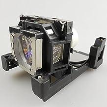 CTLAMP Reemplazo de la l¨¢mpara del proyector/Bulbo con General de la Vivienda ET-LAT100 para PANASONIC PT-TW230/PT-TW231R