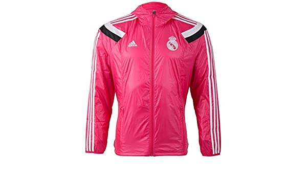 2014 15 Real Madrid Adidas Anthem Walk Out Away Jacket *BNIB