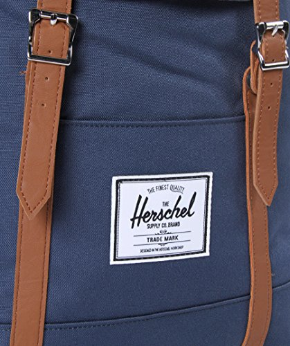 Herschel - Casual day Pack Unisex adulti NAVY BLUE
