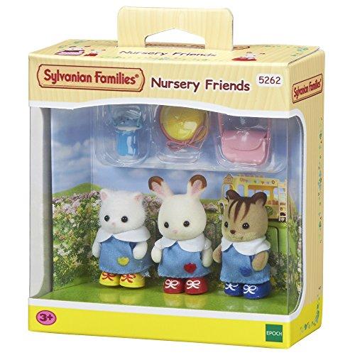 Sylvanian Families Nursery Friends Mini muñecas y Accesorios, (Epoch 5262)