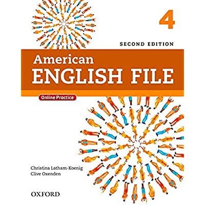 PDF American English File 4: Student S Book Pack 2 Edicion