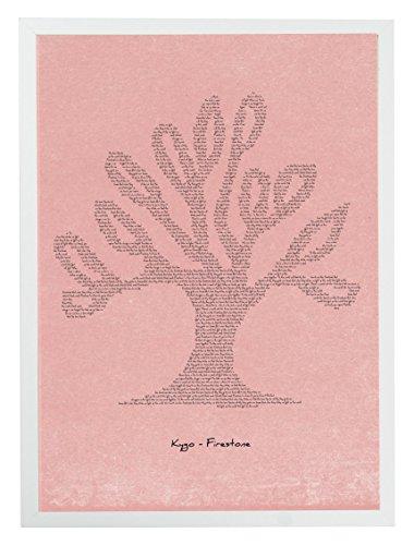 typographie-mixpixie-paroles-imprime-kygo-firestone-arbre-rouge-papier