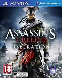 Assassin's Creed III: Liberation (PS Vita) (B00844S7RC)   Amazon Products