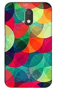 iessential love Designer Printed Back Case Cover for Motorola Moto E3 Power