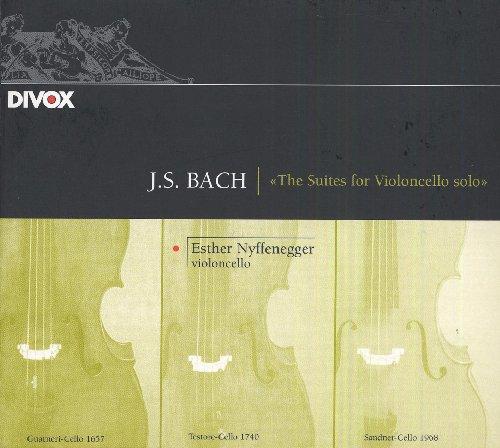 Bach, J.S.: Cello Suites Nos. 1-6 (Bach Cello Suite 1)