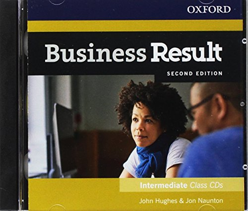 Business Result Intermediate. Class Audio CD 2nd Edition (Business Result Second Edition)