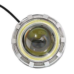 R.J.VON Led headlight Lens projector For - Honda Dio 110 Scooty
