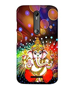 MOTO X FORCE Printed Cover By instyler