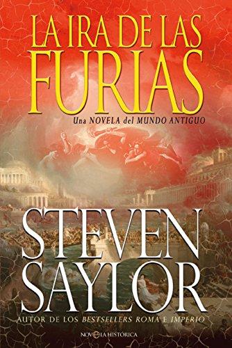 La ira de las furias (Novela histórica) eBook: Saylor, Steven ...