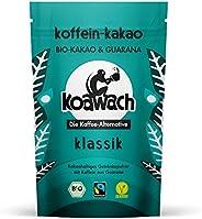 koawach Klassik Trinkschokolade mit Guarana Wachmacher Kakao - Bio, vegan und fair gehandelt (100g, 220g oder